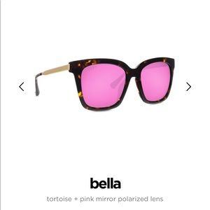 "Diff Eyewear Accessories - Diff ""Bella"" polarized sunglasses"
